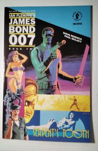 James Bond 007: Serpent's Tooth #2 (1992) Dark Horse Comic Book J756