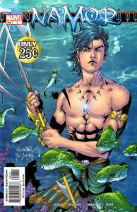 Namor #1, NM (Stock photo)