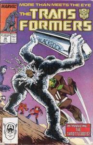 Transformers (1984 series) #30, NM (Stock photo)