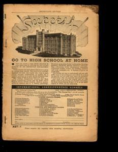 Astounding Stories 1934 September Vol # 14 # 1 Pulp Magazine Science Fiction NE3