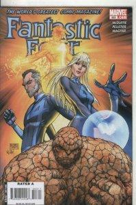 Fantastic Four numero 553
