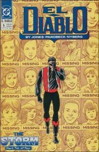 DC EL DIABLO (1989 Series) #5 NM