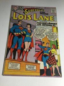 Superman's Girlfriend Lois Lane 36 Fn Fine 6.0 DC Comics