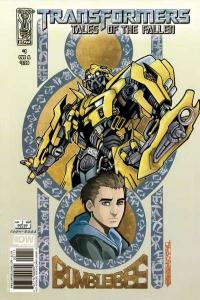 Transformers: Tales of the Fallen #1, NM (Stock photo)