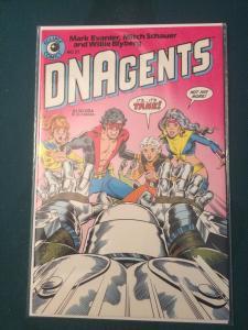DNAgents #21 vol 1