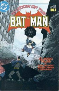 Shadow of the Batman #3, VF+ (Stock photo)