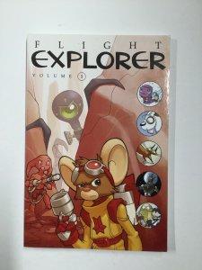Flight Explorer Volume Vol. 1 Tpb Softcover Sc Near Mint Nm Villard