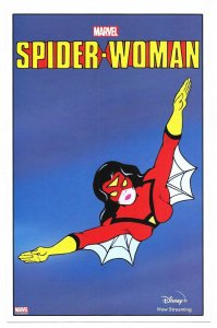 Spider-Woman Classic Promo Lithograph (Marvel, 2020) NM
