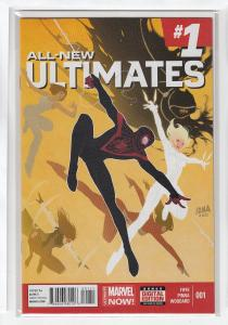 ALL NEW ULTIMATES (2014 MARVEL) #1