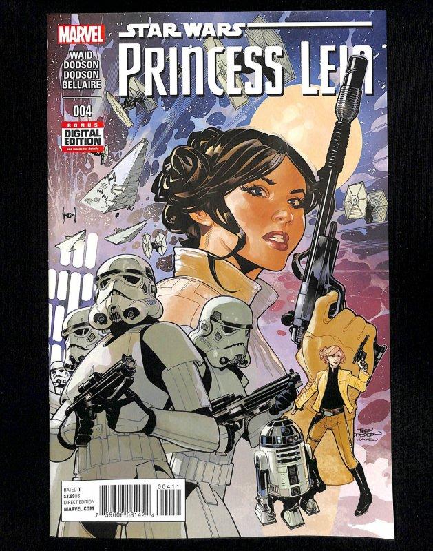 Princess Leia #4 (2015)