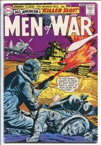 ALL-AMERICAN MEN OF WAR #109-1965-DC-NAVAJO ACE-JOHNNY CLOUD-vg