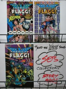 AMERICAN FLAGG (1983-1988 FIRST) 4-6 Southern Comfort