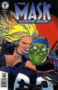 Mask, The #11 VF/NM; Dark Horse | save on shipping - details inside