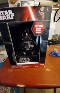 Star wars darth Vader gumball machine