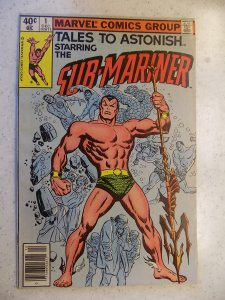 TALES TO ASTONISH # 1 MARVEL SUB-MARINER ACTION ADVENTURE