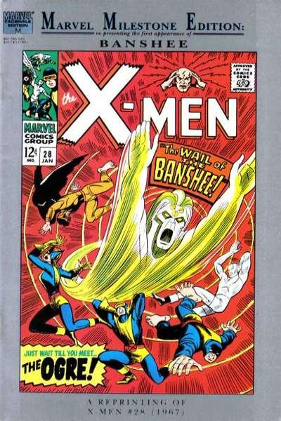 Marvel Milestone Edition X-Men #28, NM (Stock photo)