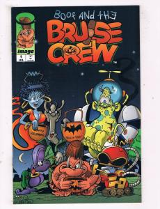 Boof & The Bruise Crew #1 VF Image Comics Comic Book July 1994 DE43 TW14