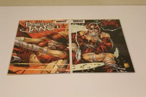 Event Comics- PAINKILLER JANE #1 (Set of 2-includes VARIANT COVER) VF(SIC578)