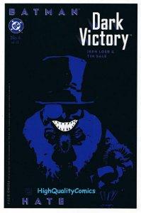 BATMAN DARK VICTORY 6 Insert, promo, NM, Penguin, 1999, more promos in store