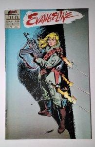 Evangeline #6 (1988) First Comic Book J756