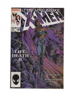 The Uncanny X-Men #198 (1985) Combined shipping on Unlimited Items!!