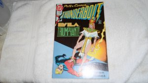 1992 PETER CANNONS THUNDERBOLT # 4