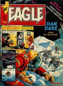 Eagle 7/2/1983-Dan Dare-Doomlord-VG