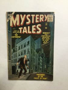 Mystery Tales 54 Very Good Vg 4.0 20th Century Comic Corp