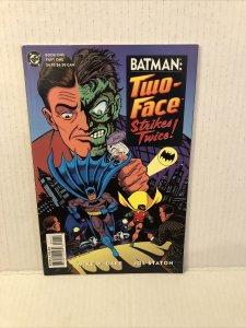 Batman Two Face Strikes Twice Tpb #1 Flip Book