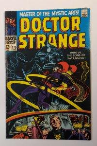 Doctor Strange #175 Silver Age 1968 FN+