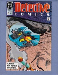 Detective Comics #611 NM- Batman Penguin DC 1990