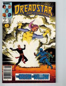 Dreadstar And Company # 2 Marvel Comic Book Epic Comics 1985 Series S2