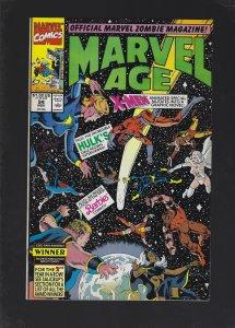 Marvel Age #94 (1990)