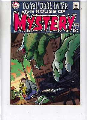 House of Mystery 180 strict VF 8.0 High-Grade  ~~pay 1st shipping fee@Kermitspad
