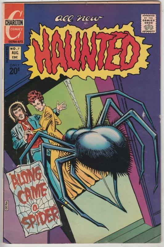 Haunted #7 (Aug-72) VF/NM High-Grade