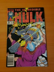 The Incredible Hulk #352 Newsstand Edition ~ NEAR MINT NM ~ (1989, Marvel Comic)