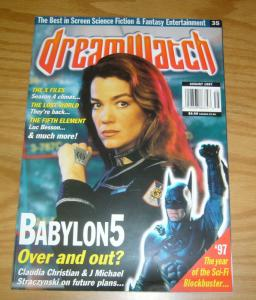 Dreamwatch #35 VF/NM; Dreamwatch | save on shipping - details inside