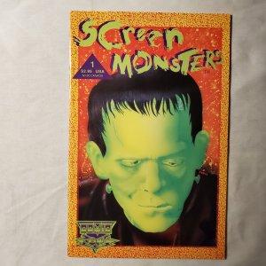 Screen Monsters 1 Very Fine/Near Mint