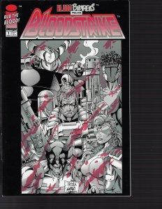 Blookstrike #1 (Image, 1993)