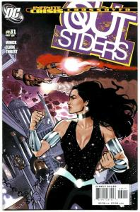 Outsiders #31 (DC, 2006) NM