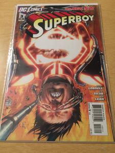 Superboy # 3  The New 52