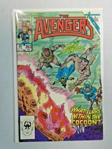 Avengers #263 Direct 1st Series 8.5 VF+ (1986)