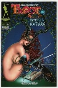 Tarot Witch Of The Black Rose #18 Cvr B (Broadsword, 2003) NM