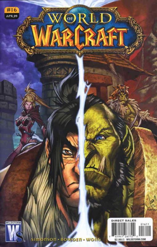 World of Warcraft #16 VF/NM; WildStorm | save on shipping - details inside