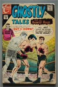 Ghostly Tales  #65    VG/Better