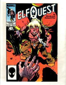 Lot Of 12 Elfquest Marvel Comic Books # 12 13 14 15 16 17 18 19 20 21 22 23 JF14