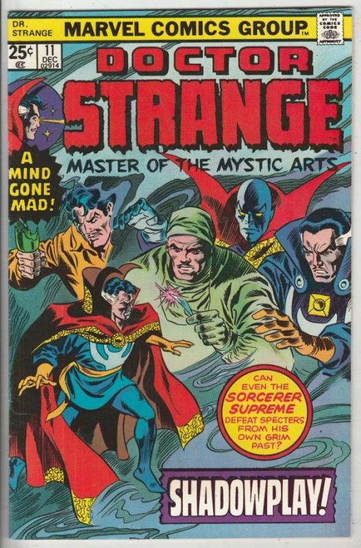 Doctor Strange #11 (Dec-75) NM- High-Grade Dr.Strange