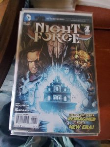 Night Force #1 (2012)
