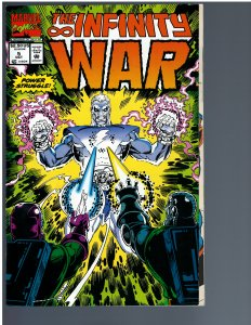 Infinity War #5 (1992)