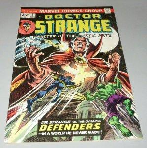 Doctor Strange #2 VF+ High Grade Marvel Comic Book Defenders Avengers Spider-Man